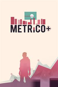 Carátula para el juego Metrico+ de Xbox 360