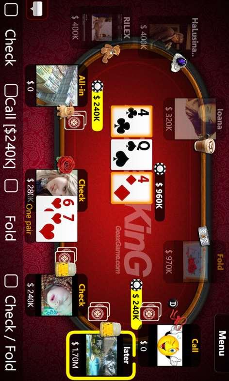 Texas Holdem Poker Screenshots 1