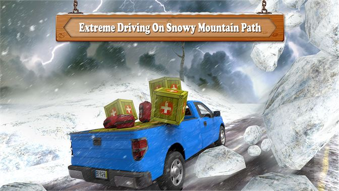 pickup truck driving games