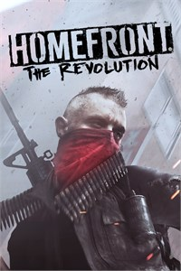 Carátula para el juego Homefront: The Revolution Expansion Pass de Xbox 360