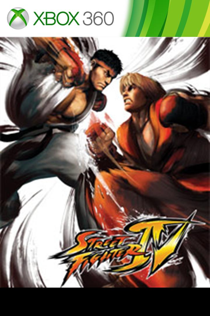 Buy Street Fighter Iv Microsoft Store En In