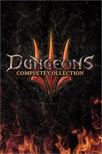 Carátula del juego Dungeons 3 - Complete Collection