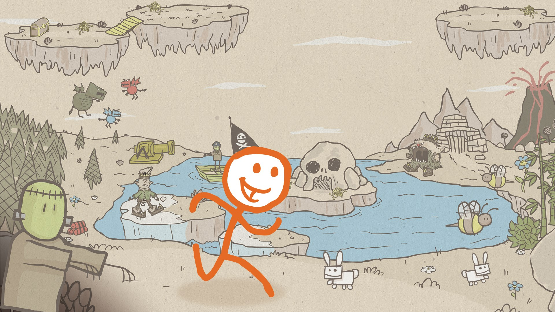 Draw a Stickman: EPIC - Friend's Journey DLC