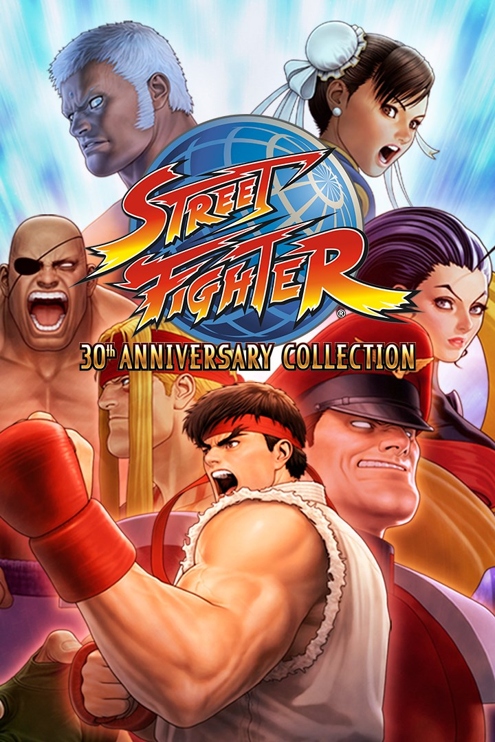 Buy Street Fighter 30th Anniversary Collection Microsoft Store