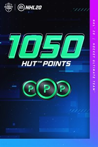 Pack de 1 050 points pour NHL™ 20