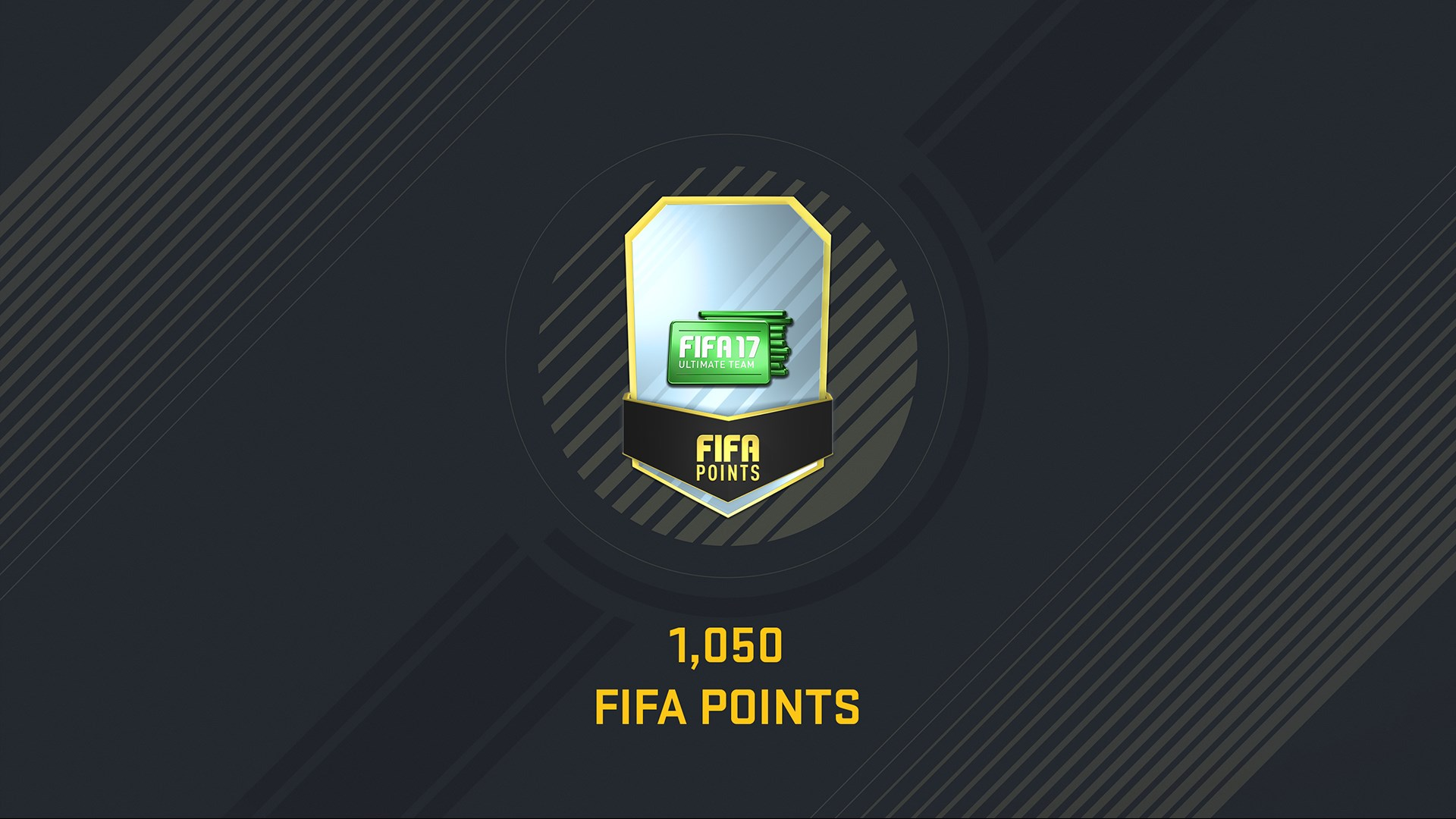 Pack de 1050 FIFA 17 Points
