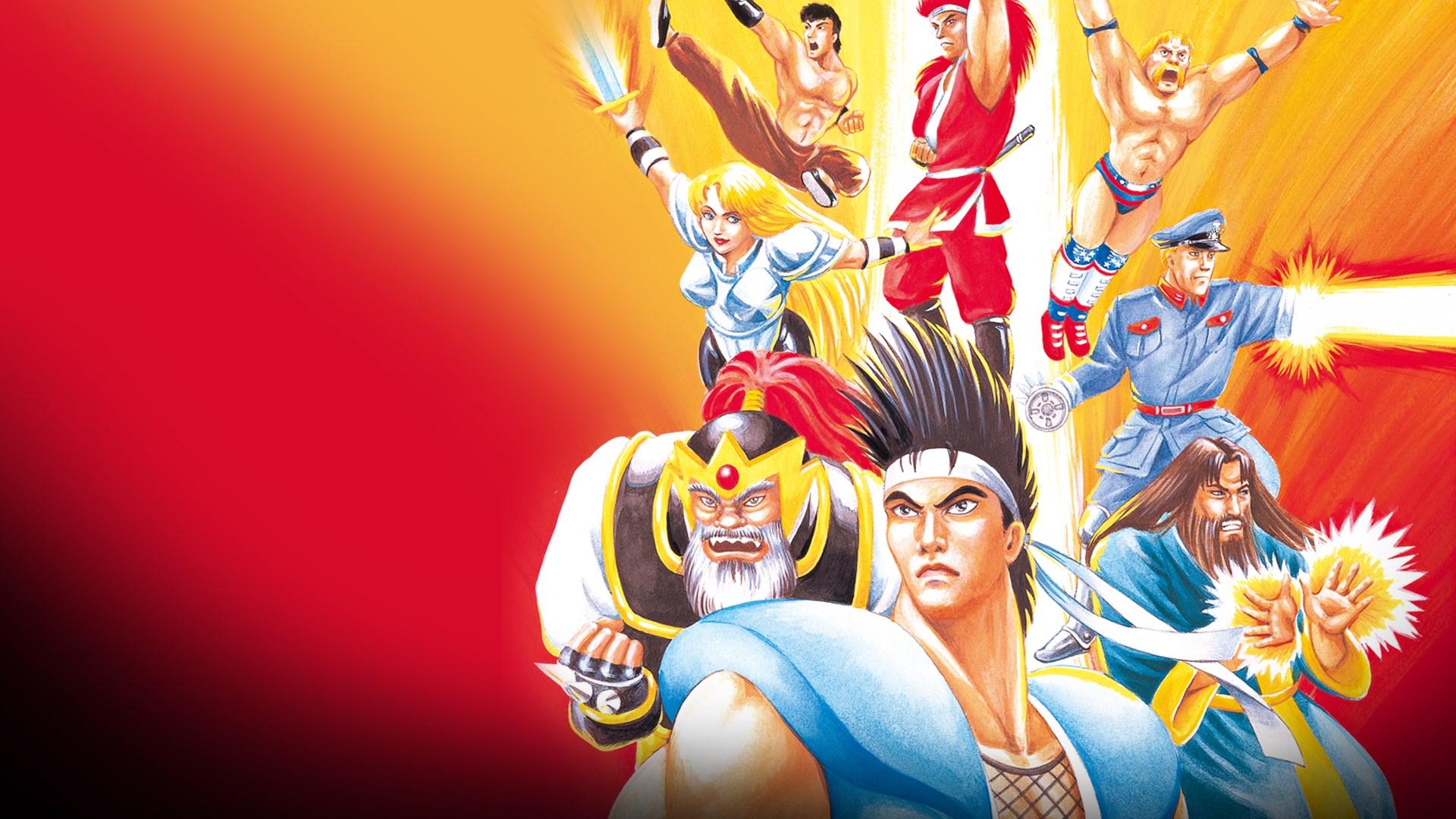 Buy Aca Neogeo World Heroes Microsoft Store
