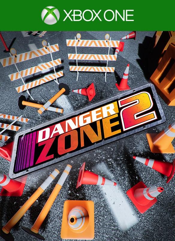 Danger Zone 2 boxshot
