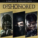 Dishonored® The Complete Collection Logo