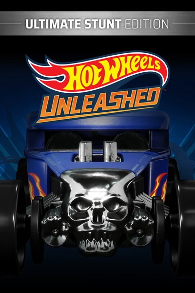 HOT WHEELS UNLEASHED™ - Ultimate Stunt Edition - Xbox Series X|S