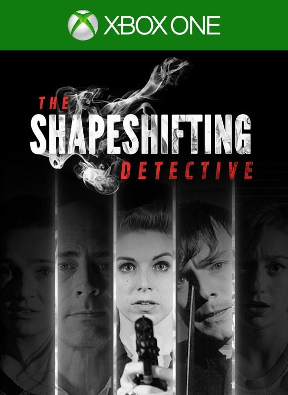 The Shapeshifting Detective boxshot