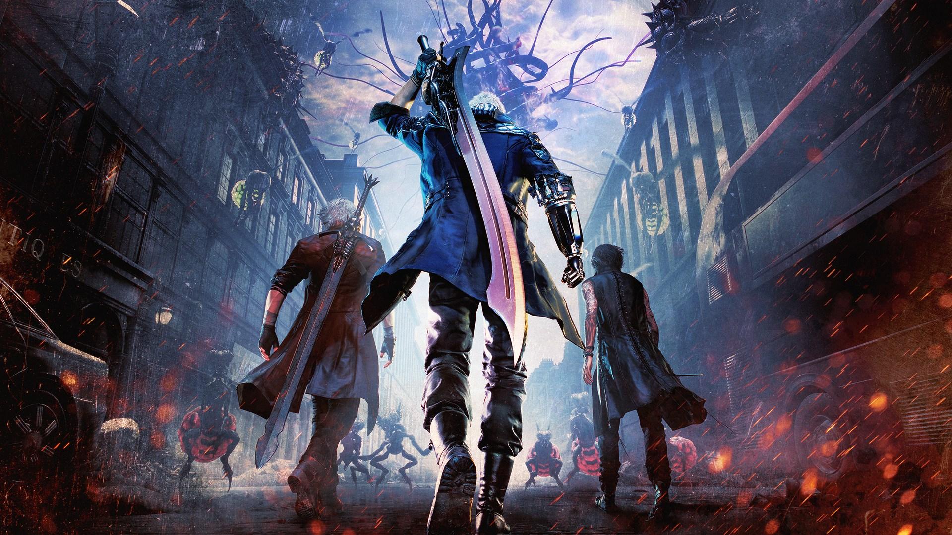 Buy Devil May Cry 5 - Microsoft Store en-IN