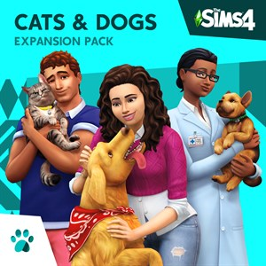 The Sims™ 4 고양이와 강아지 Xbox One