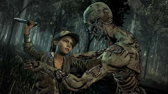 The Walking Dead: The Final Season screenshot 3