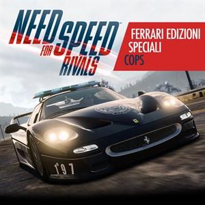 Need for Speed™ Rivals Ferrari Edizioni Speciali Cops Xbox One