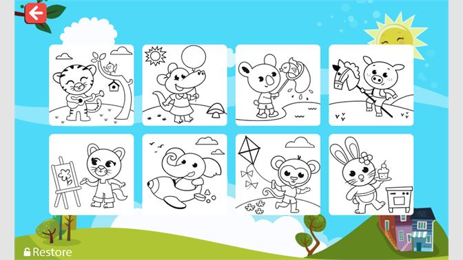 Obtener Finger Painting Coloring Pages: Microsoft Store es-PY