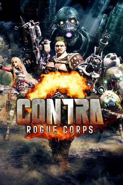 CONTRA: ROGUE CORPS PRE-ORDER