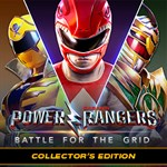 Power Rangers: Battle for the Grid - Digital Collector's Edition Logo