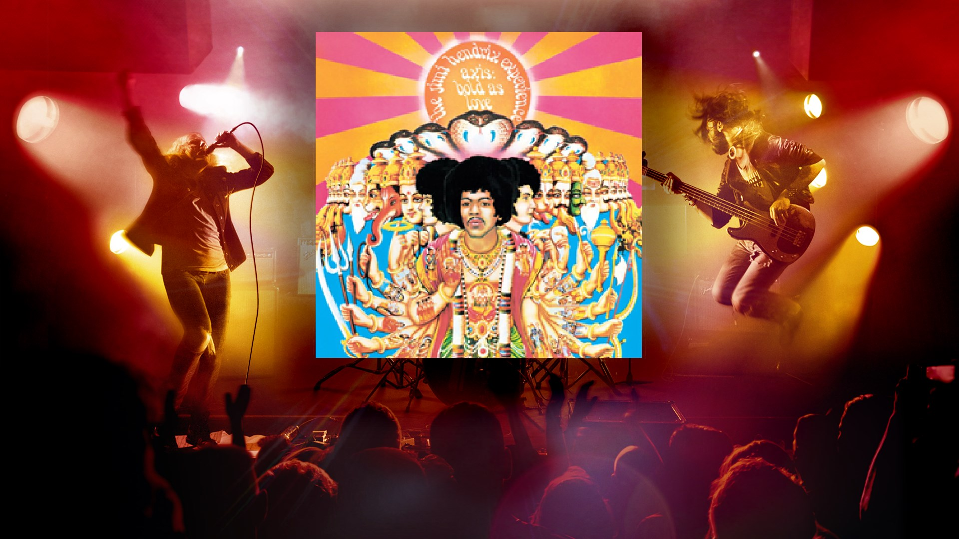 """""""If 6 Was 9"""" - The Jimi Hendrix Experience"""