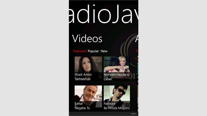 download radio javan app for windows 7