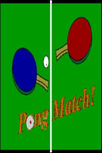 Pong Match game