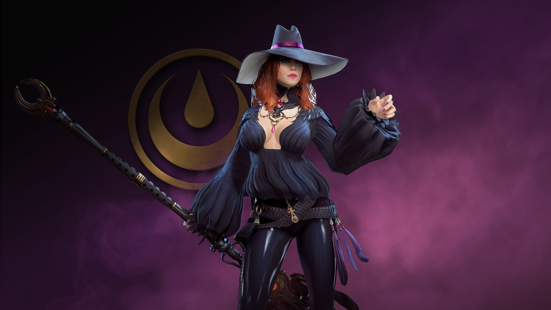Skyforge: Набор колдуна/ведьмы