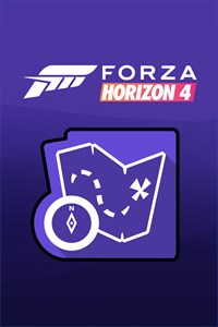 Carátula del juego Forza Horizon 4 Treasure Map