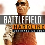 Battlefield™ Hardline Ultimate Edition Logo