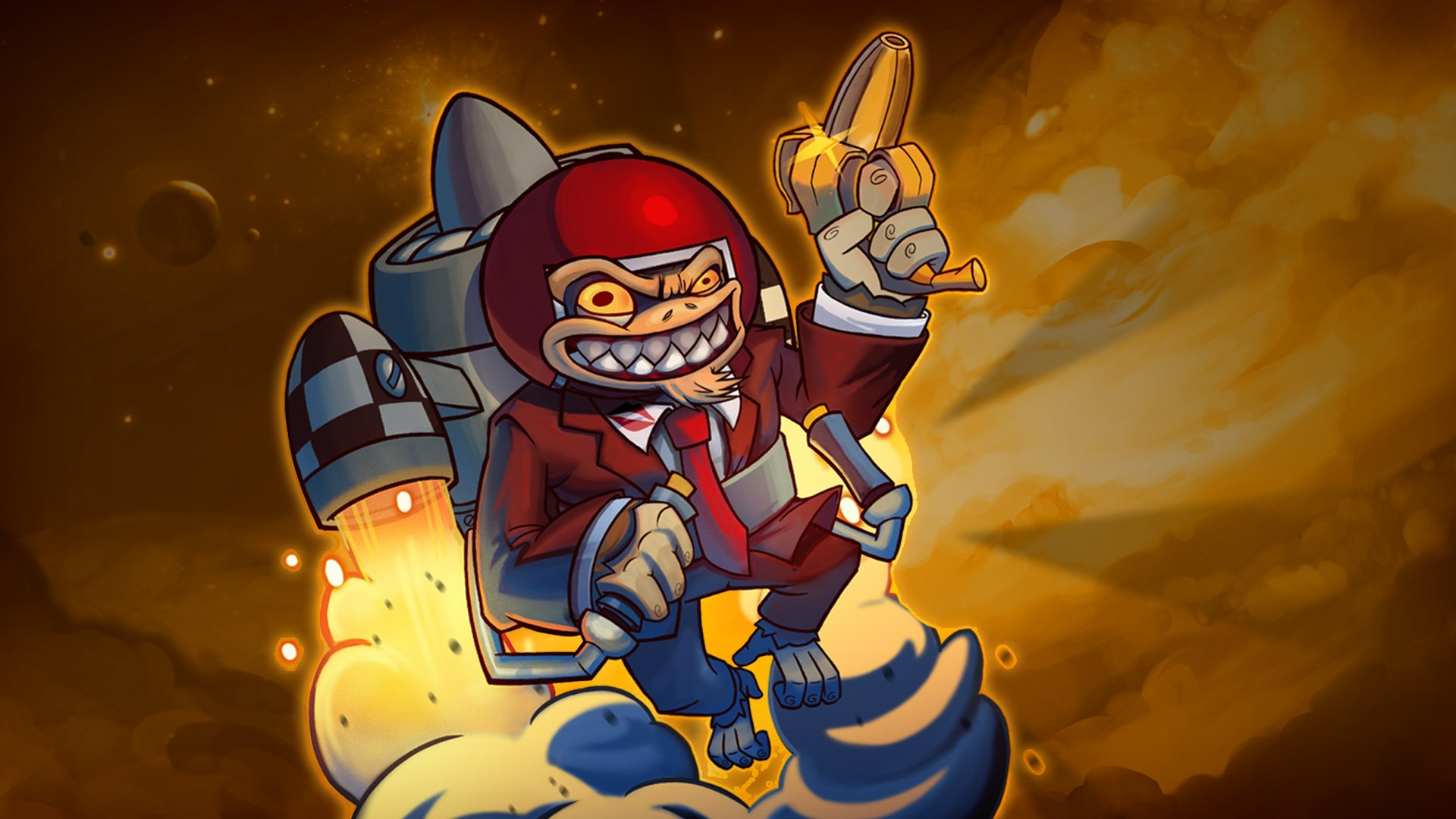 Облик — Double-O Yuri - Awesomenauts Assemble!