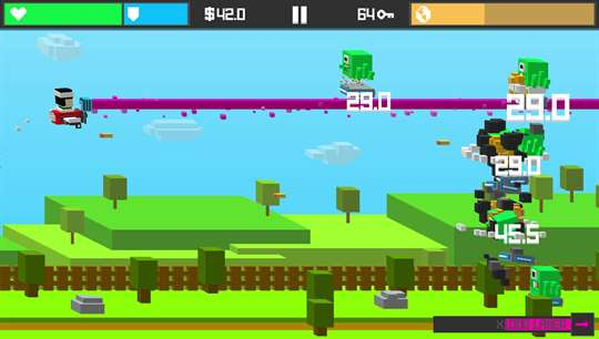 Tappy Sky screenshot 1
