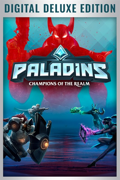 Paladins Digital Deluxe Edition