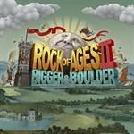 Rock of Ages 2: Bigger & Boulder™ Logo