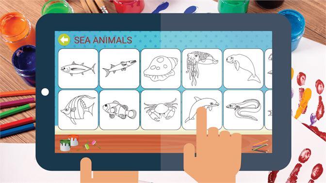 Obtener Dibujo para colorear para niños: Microsoft Store es-CO