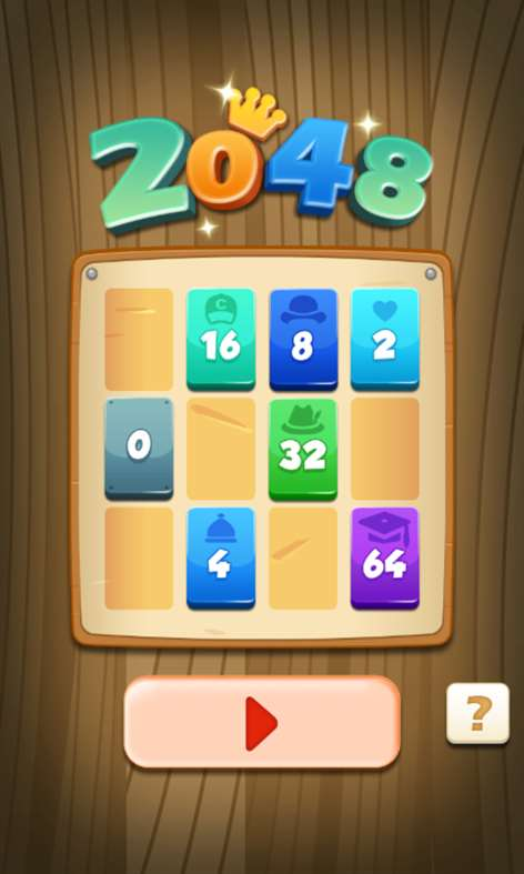 2048 Ultimate Screenshots 1