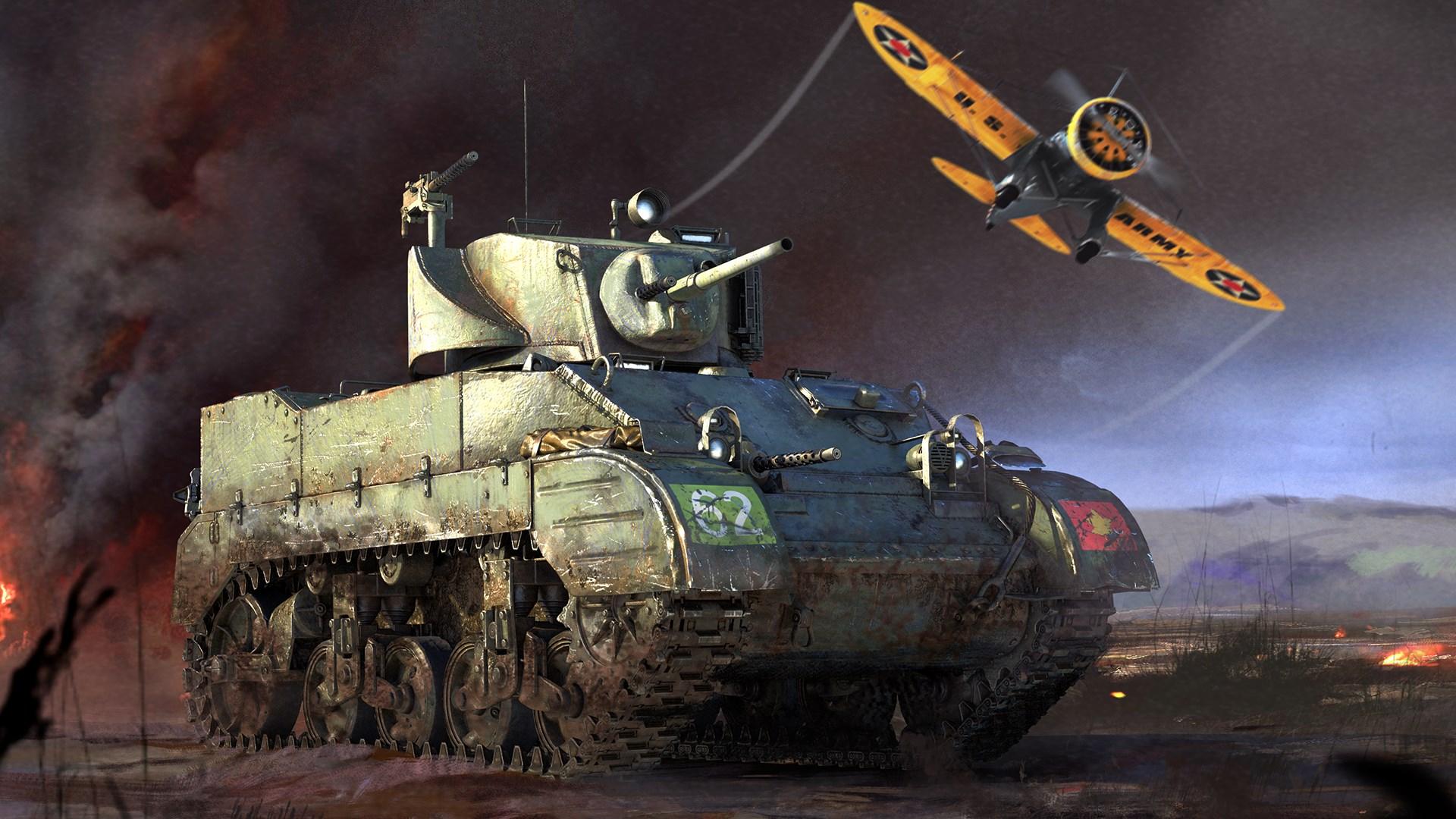 какой премиум танк лучше купить в war thunder