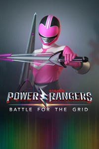 Jen Scotts - Time Force Pink Character Unlock