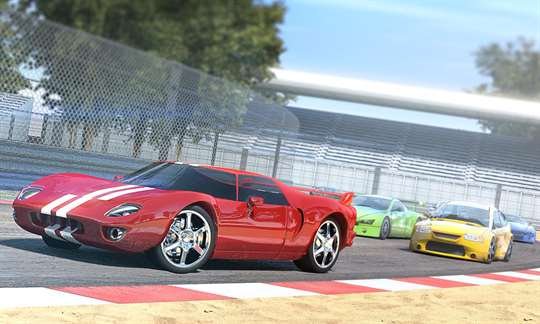 Need for Racing: New Speed on Real Asphalt Track 2 screenshot 8