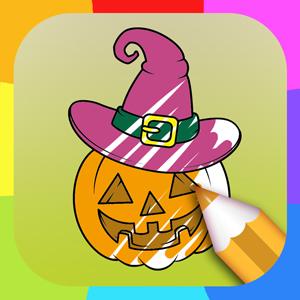 Cadılar Bayramı çocuk Boyama Oyunu Al Microsoft Store Tr Tr