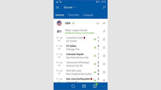 Get Sofascore Livescore Live Scores And Results