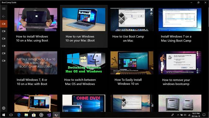 Comprar Boot Camp Guide - Microsoft Store pt-BR
