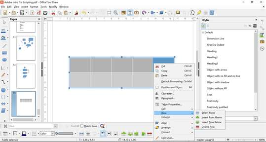 Office Suite - Powerful editor for Adobe pdf and Microsoft doc docx xls xlsx ppt pptx screenshot 2