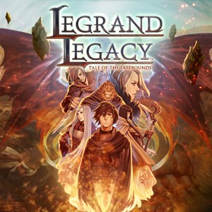 LEGRAND LEGACY: Tale of the Fatebounds Xbox One