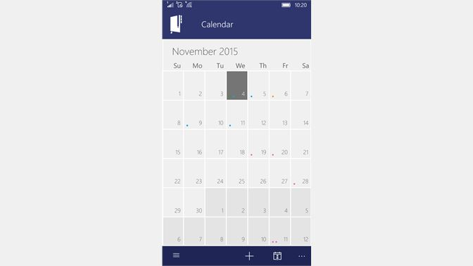 Get power planner microsoft store screenshot calendar view displaying homeworkexams fandeluxe Image collections