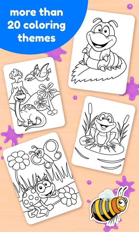 Get Doodle Coloring Book