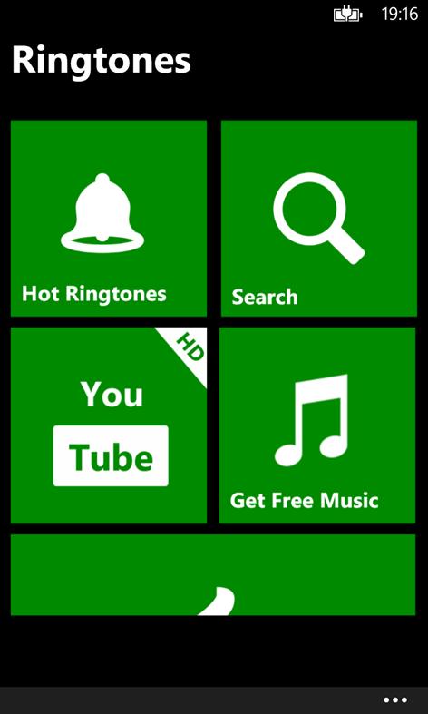 Free Ringtones Screenshots 1