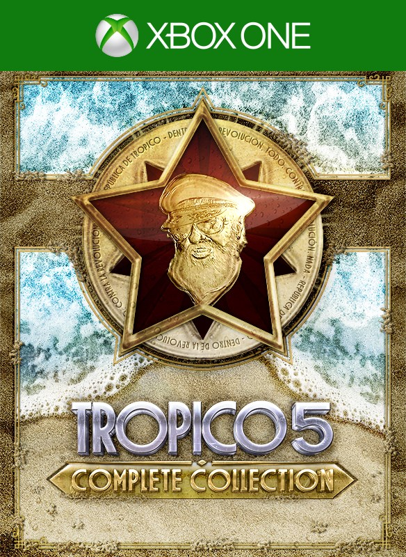 Tropico 5 - Complete Collection boxshot