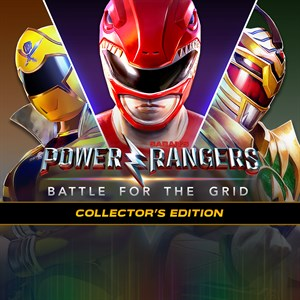 Power Rangers: Battle for the Grid - Digital Collector's Edition Xbox One