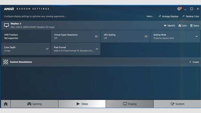 Get AMD Radeon™ Settings Lite - Microsoft Store