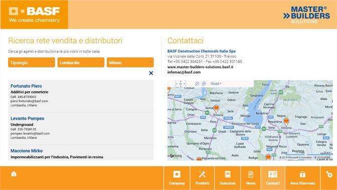 Get Master Builders Solutions Finder for Tablet - Microsoft