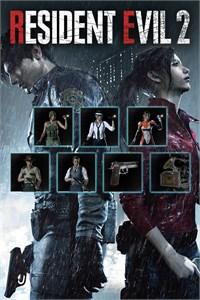 Resident Evil 2 Pacote DLC extra